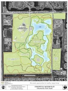 Conceptual Master Plan - Okeeheele Park South