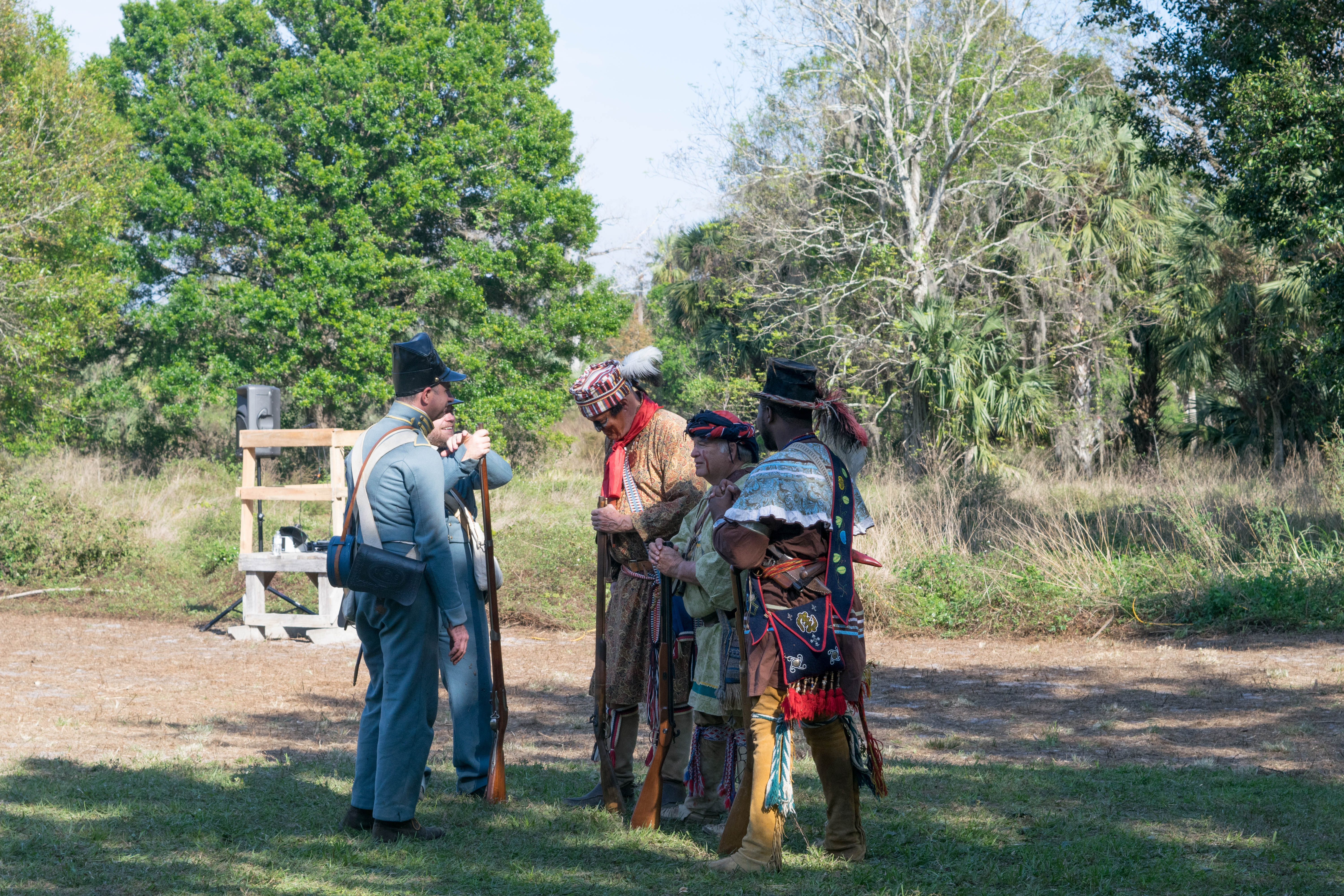 First Ever Battle of the Loxahatchee at Loxahatchee River ...