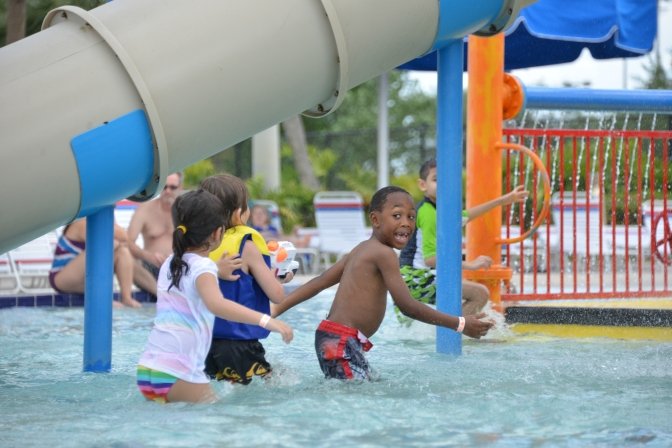 Get your feet wet at #pbcParks!