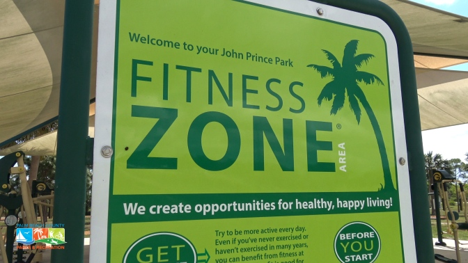 Destination Recreation: John Prince Park Fitness Zone