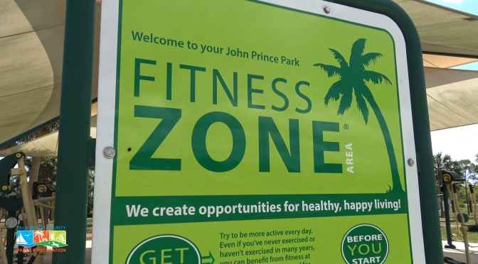 Destination Recreation: John Prince Park Fitness Zone