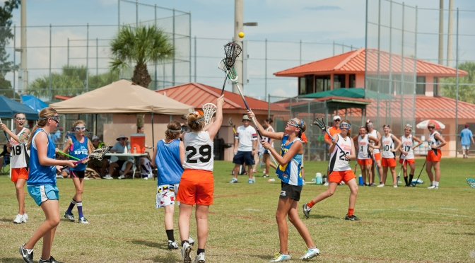 Play organized sports in #pbcParks!