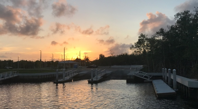 Waterway Park Opens in Jupiter