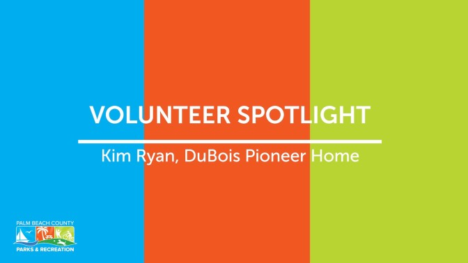 Volunteer Spotlight: Kim Ryan