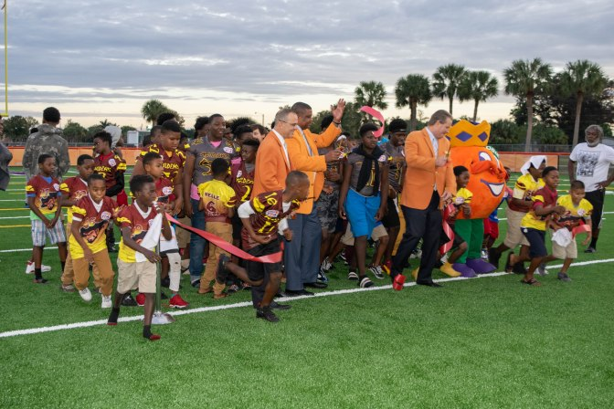Orange Bowl Field Opens at Glades Pioneer Park