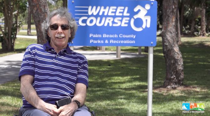 Wheelchair Course: John Prince Park